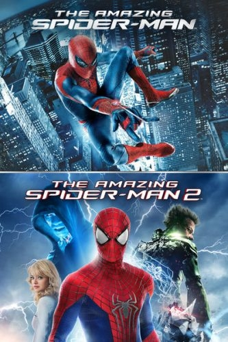 The Amazing Spider-Man 1+2