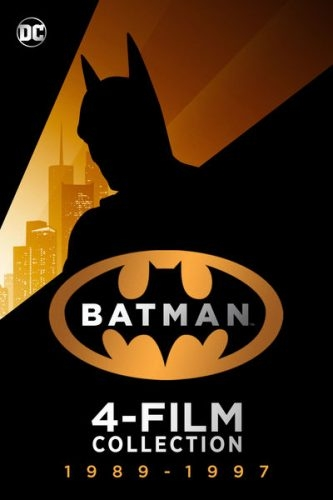 Batman 4-Film Collection