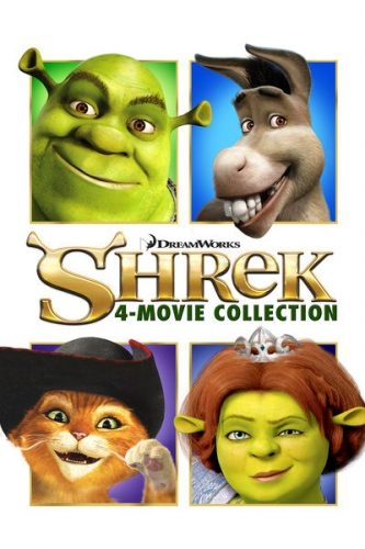 Shrek 4-Movie Collection